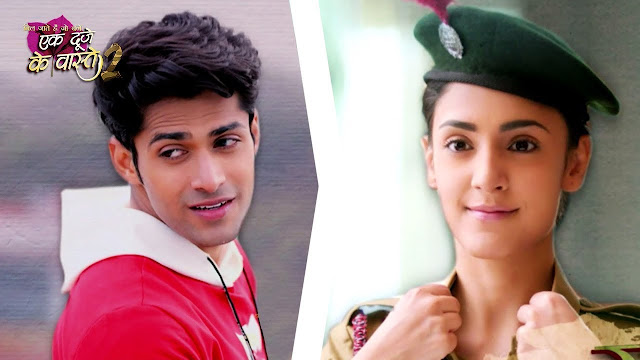WOW ! Shravan is in love with Suman in Ek Duje Ke Vaaste 2