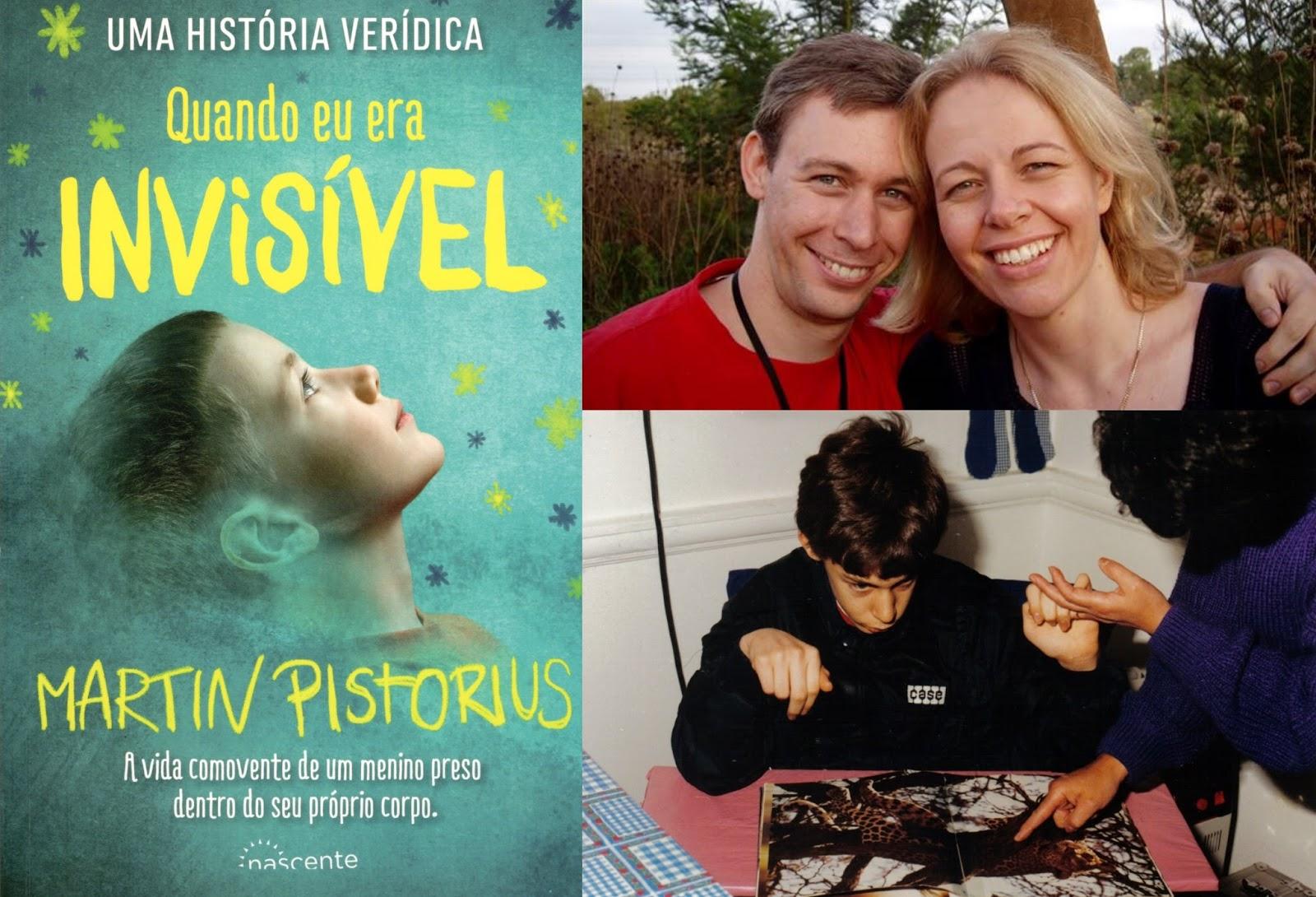 Quando Eu Era Neném: Caritas In Veritate: Martin Pistorius