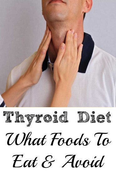Thyroid Diet: What Foods To Eat & Avoid
