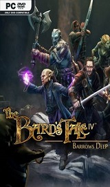 The Bards Tale IV Barrows Deep - The Bards Tale IV Barrows Deep Legacy MERRY XMAS-Razor1911