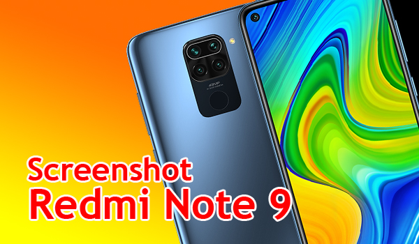 3 Cara Screenshoot Redmi Note 9 / Pro, Simpel Dan Mudah