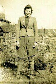 The real Landgirls womens land army ww2