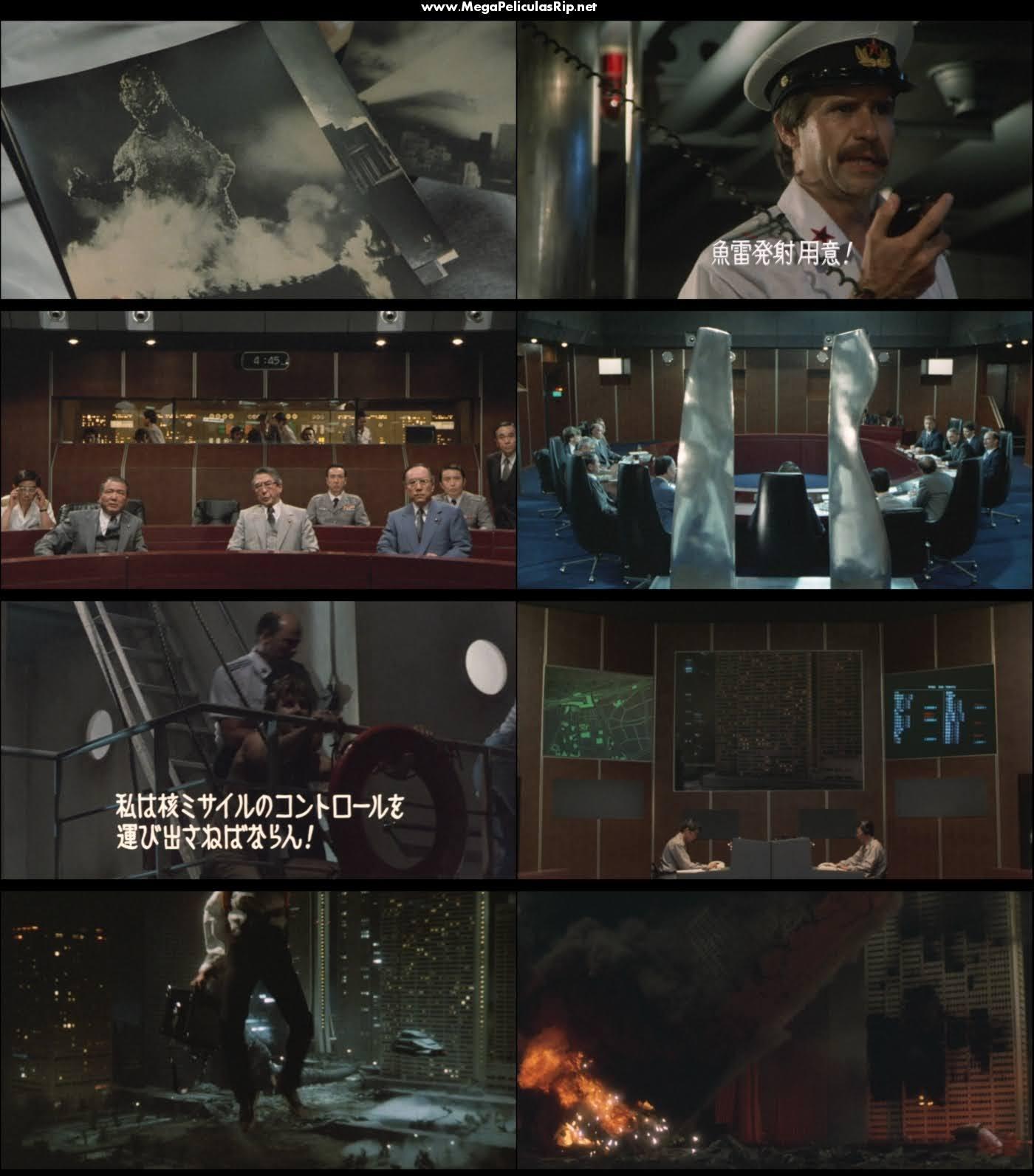 El Retorno De Godzilla 1080p