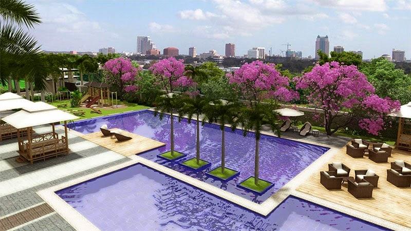 La Verti Residences Lap Pool