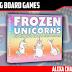 Strike a Pose: A Frozen Unicorns Review