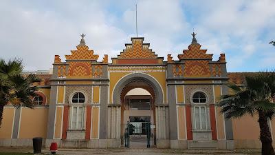 Garden of Alameda João de Deus
