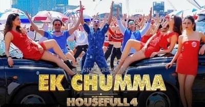 Ek Chumma Lyrics - Housefull 4