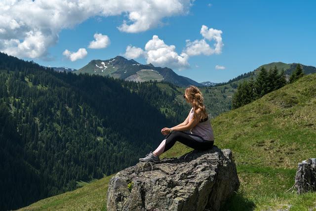 Waldwandern in Saalbach | Wanderung zu den Waldteichen am Maisereck | Saalbach - Maisalm - Wirtsalm - Waldteiche - Spielberghaus - Saalbach | Wandern-SalzburgerLand 15