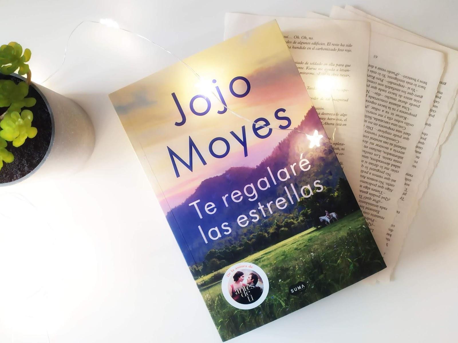 Te regalaré las estrellas, Jojo Moyes