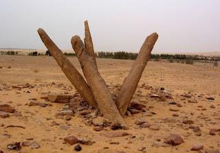 Batu 'Al-Rajajil' di Arab Saudi, MISTERI Yang Belum Terpecahkan