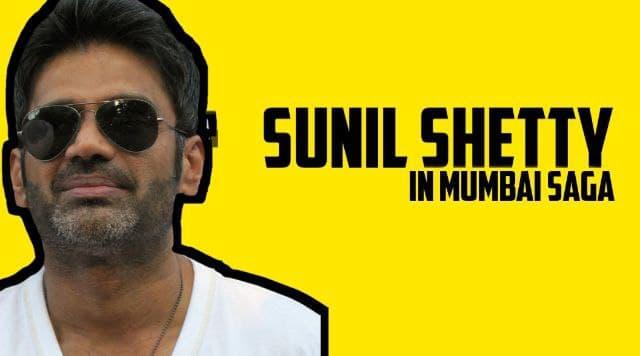 Sunil Shetty In Mumbai Saga