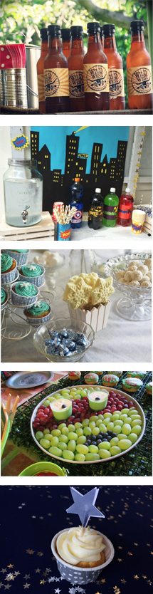 Party Decor & Printables