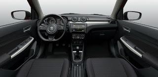 Interior Suzuki