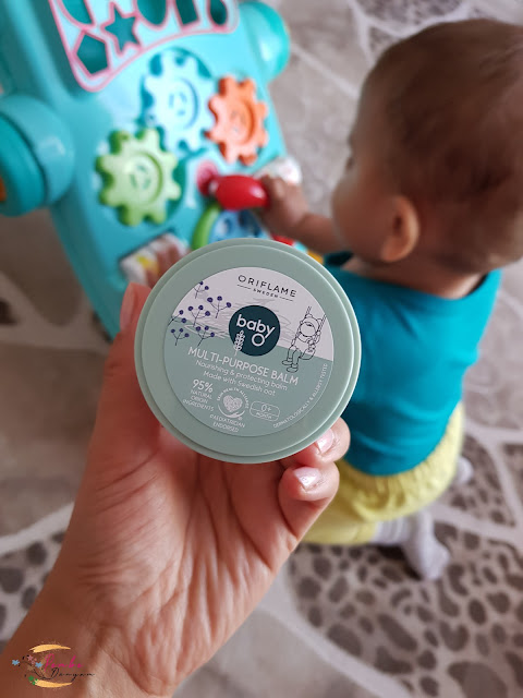 oriflame bebek yağı