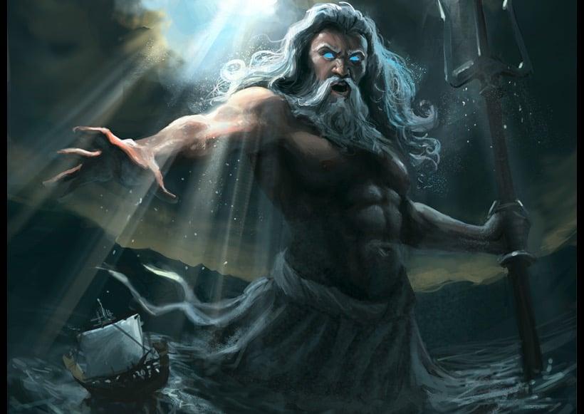 Netuno: O Deus Romano do Mar e Dos Cavalos