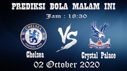 Prediksi Bola Chelsea Vs Crystal Palace