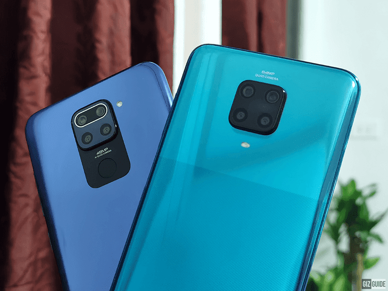 Redmi Note 9 and Note 9 Pro will be available at physical PH Mi Stores starting tom