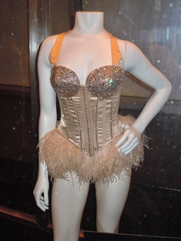 Christina Aguilera Burlesque Ali Rose costume