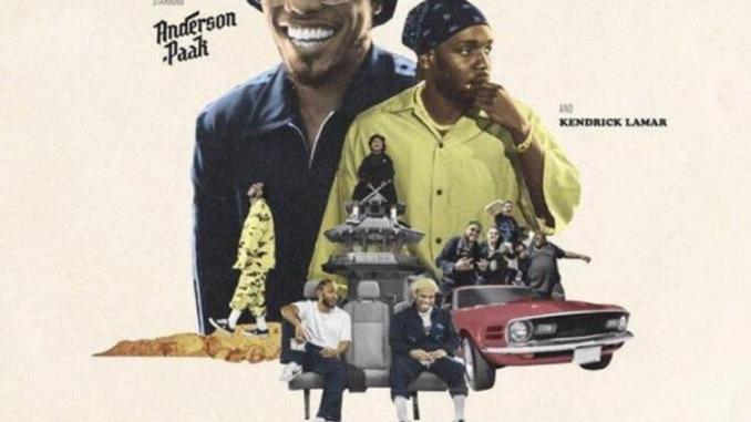 Anderson .Paak – Tints Ft Kendrick Lamar Mp3 Download
