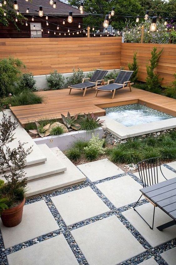 Attractive Small Pool Backyard Designs Ideas To Inspire You