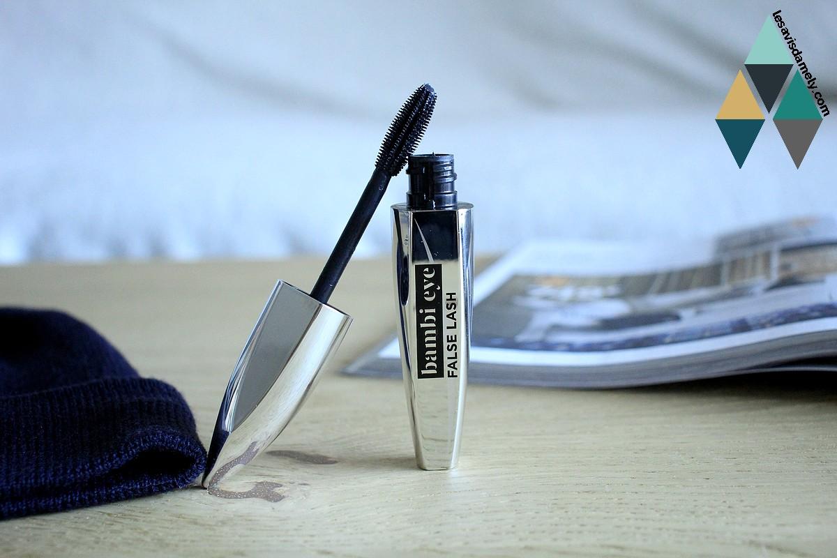 revue beauté mascara bambi eye faux cils l'oréal paris disney