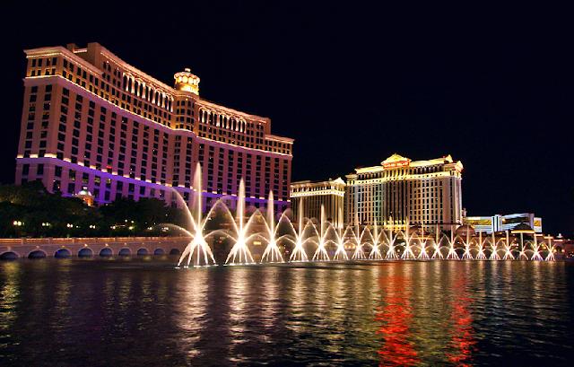Bellagio Hotel e Cassino em Las Vegas