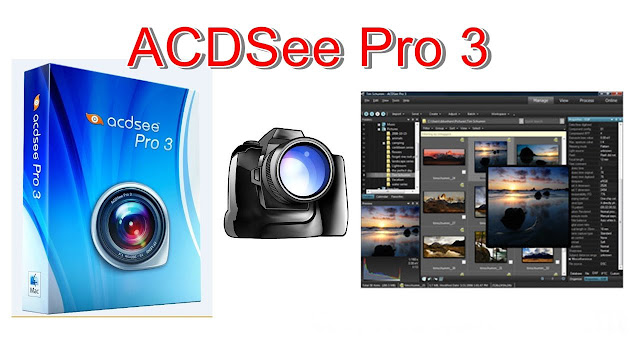 ACDSee Pro 3 Free Download + Crack
