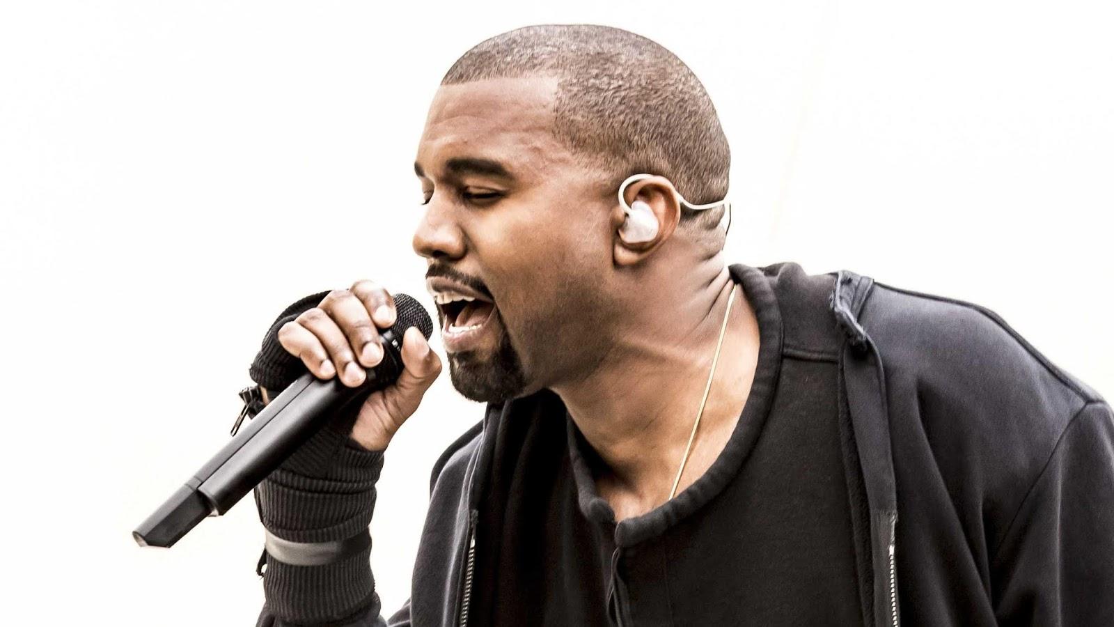 Kanye West kutua Afrika kukamilisha albamu yake