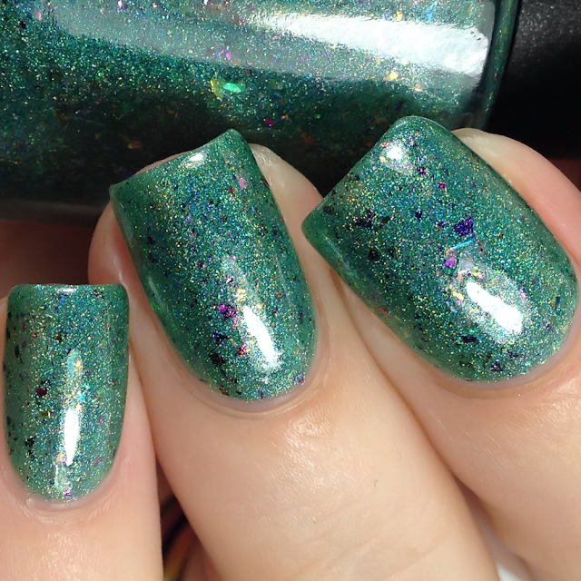 All Mixed Up Lacquers-I put a Spell on You