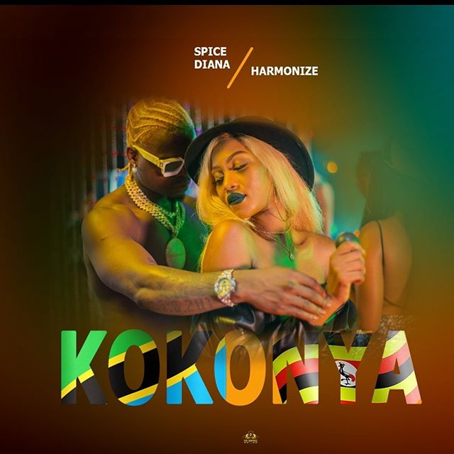 "Spice Diana ""Kokonya"" Ft Harmonize"