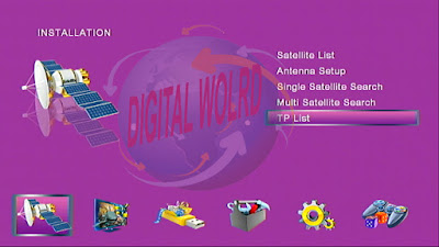 ALI3510C HW 102.02.999 NEW PURPLE MENU POWERVU KEYS SOFTWARE
