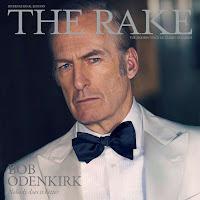 Bob Odenkirk posa como todo un gentleman para The Rake Magazine