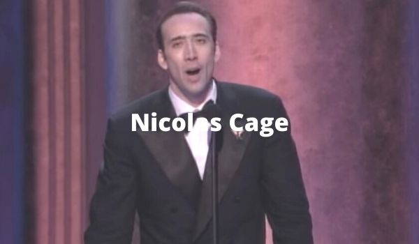 Nicolas Cage height