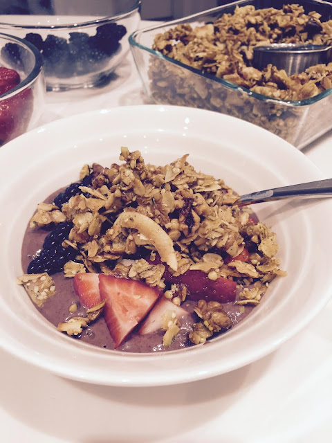 Gwyneth Paltrow granola recipe