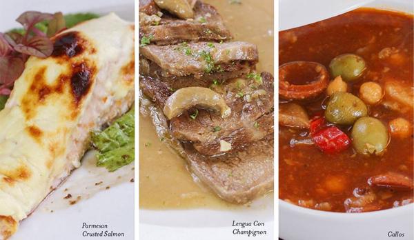 Don Mariano coffee- Bacolod restaurants - Bacolod City - Bacolod blogger - callos - lengua - parmesan crusted salmon - Bacolod eats - fine dining Bacolod