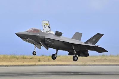 F35 Falcon Strike 2021 Italy