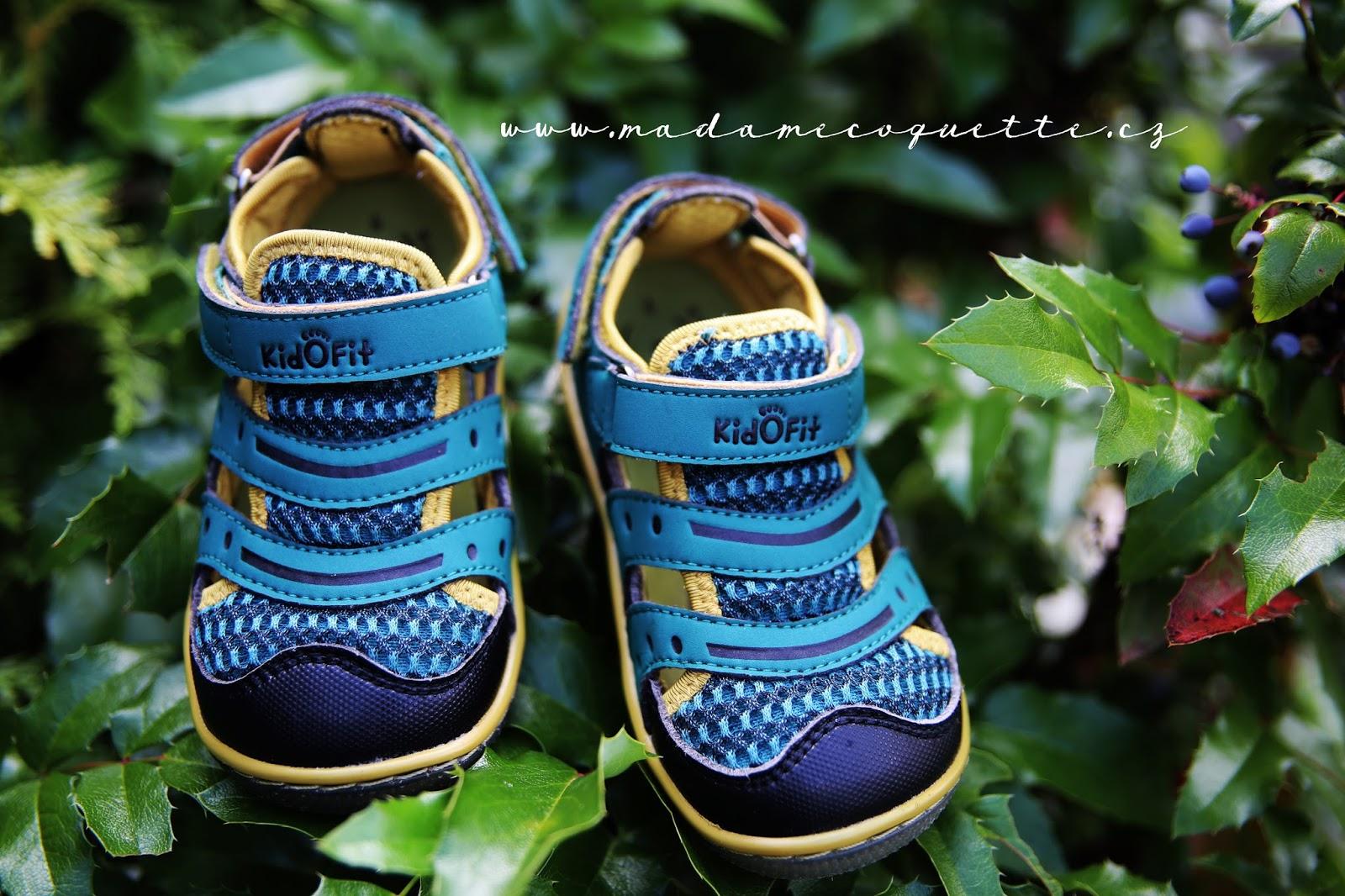 Madame Coquette  dětské boty   KidOFit 5f7ed58630