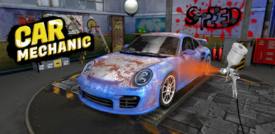 Car Mechanic (MOD, Unlimited Coins) APK For Android