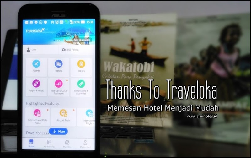 Thanks To Traveloka, Memesan Hotel menjadi Mudah