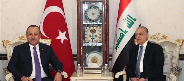 Τουρκία προς ΗΠΑ: «Ώρα να αποχωρήσετε από το Ιράκ»