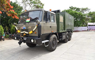 BEML Ltd launched MMME Mk-II for the Indian Army