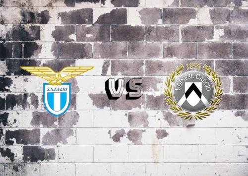 Lazio vs Udinese  Resumen