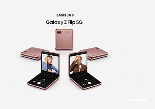 مواصفات سامسونج جالاكسي زد فليب Samsung Galaxy Z Flip 5G سامسونج جالاكسي Samsung Galaxy Z Flip 5G الإصدارات: SM-F707B, SM-F707N