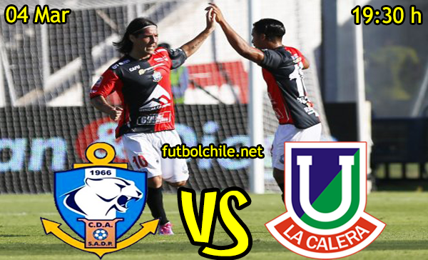 VER STREAM EN VIVO, ONLINE: Deportes Antofagasta vs Unión La Calera