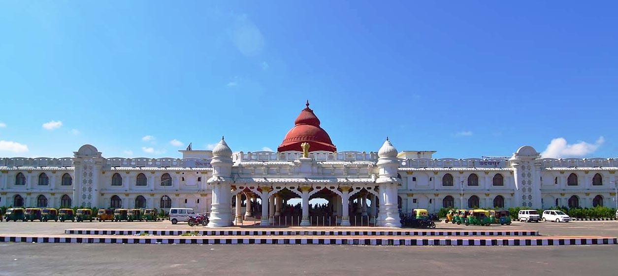 Udaipur-Railway-Station