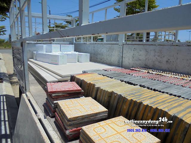 Gạch terrazzo 300x300 và 400x400 tại Đà Nẵng
