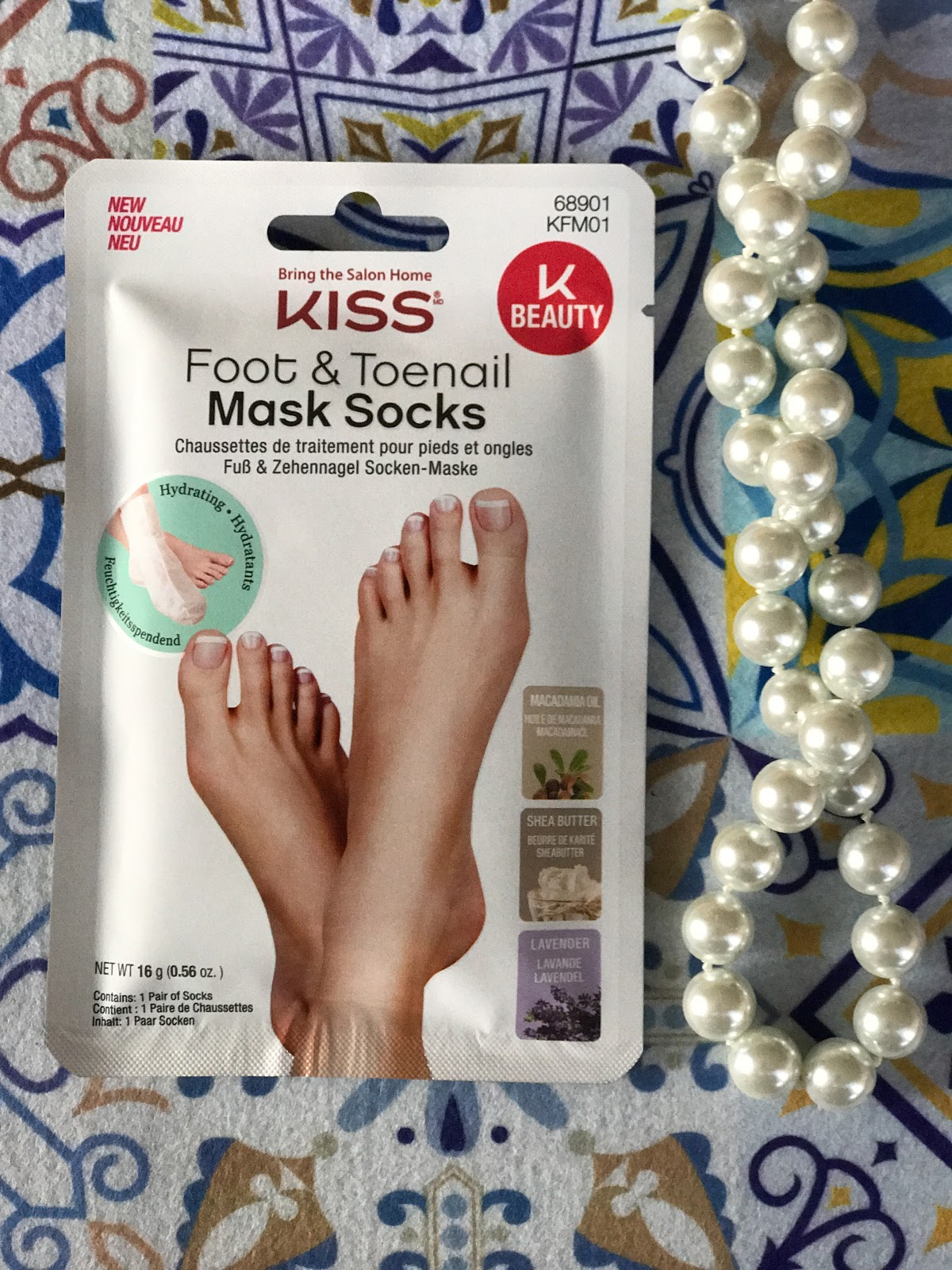 Mask Socks KISS review recensione