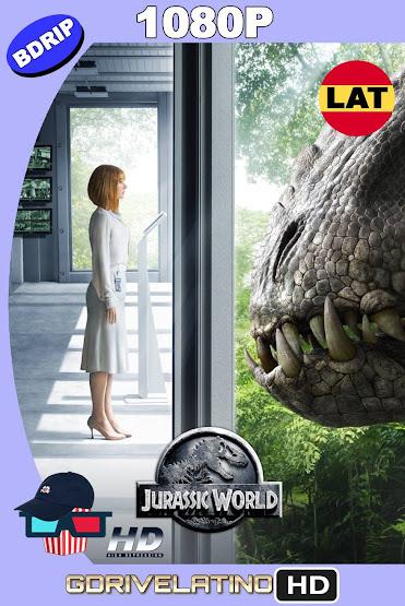 Jurassic World (2015) BDRip 1080p Latino-Ingles MKV