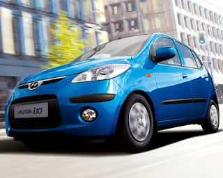 THE HYUNDAI i10