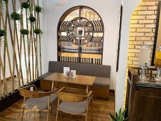 Cafe Trung Nguyên Legend tại tòa nhà Flemington Quận 11 - hình 5
